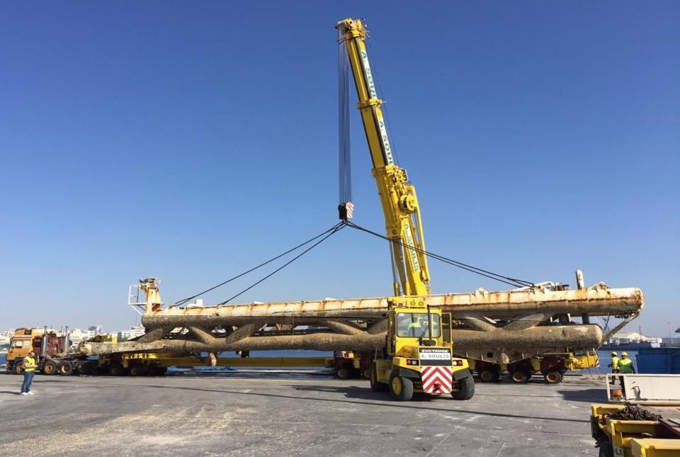 Stinger 110 tons