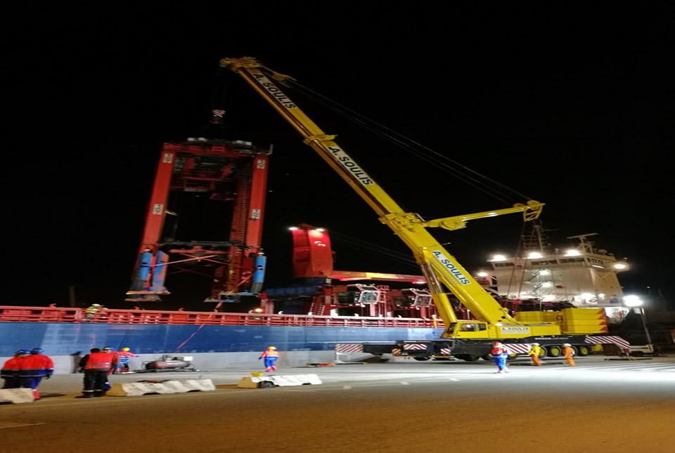 KALMAR Gantry Cranes